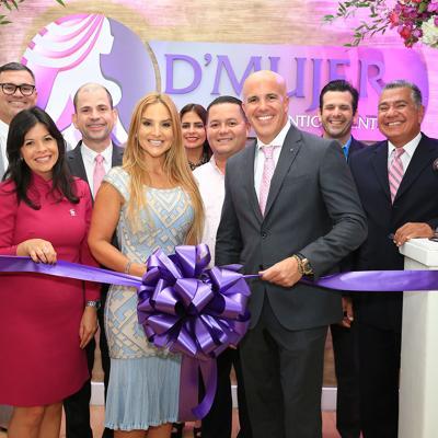 Hospital Metropolitano inaugura nuevo centro de salud para la mujer