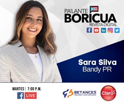 Programa #PaLanteBoricua: Bandy PR