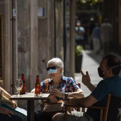 Jueza revoca orden catalana de confinamiento por el virus
