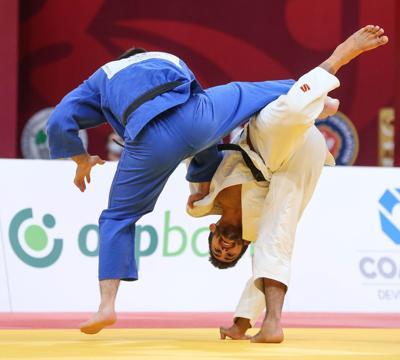 Adrián Gandía suma importantes puntos para el ranking olímpico