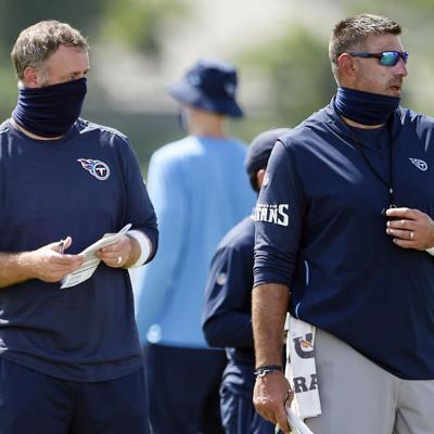 NFL multa a los Titans por brote de coronavirus