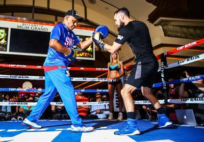 José Pedraza ansía conquistar un título en las 140 libras