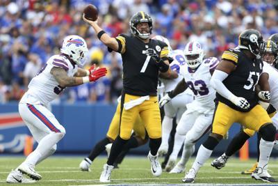Resumen de la NFL: Steelers remontan y sorprenden a domicilio a los Bills