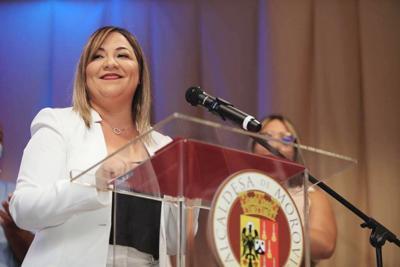 Alcaldesa de Morovis reacciona a nivel rojo por covid-19
