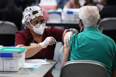 El Departamento de Salud inicia la vacunación de la tercera dosis contra el covid-19