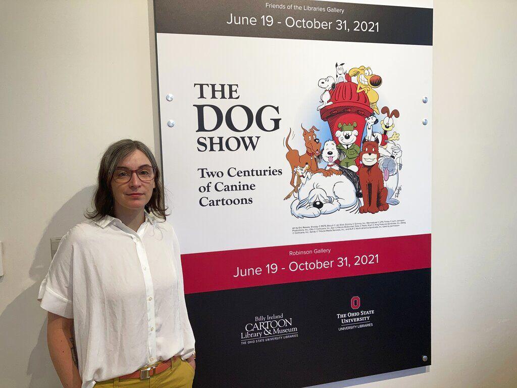 The Dog Show Exhibit