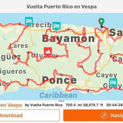 Recorre 86 plazas públicas de Puerto Rico en cinco días