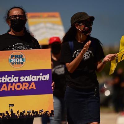 Comienzan el Día Internacional de la Mujer con reclamo de justicia salarial