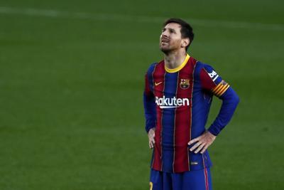 Liga española investigará cena en la casa de Messi