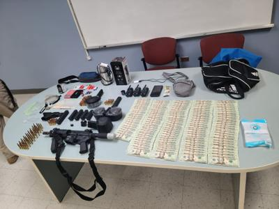 La Policía ocupa un arma sin número de serie a dos individuos en Cabo Rojo