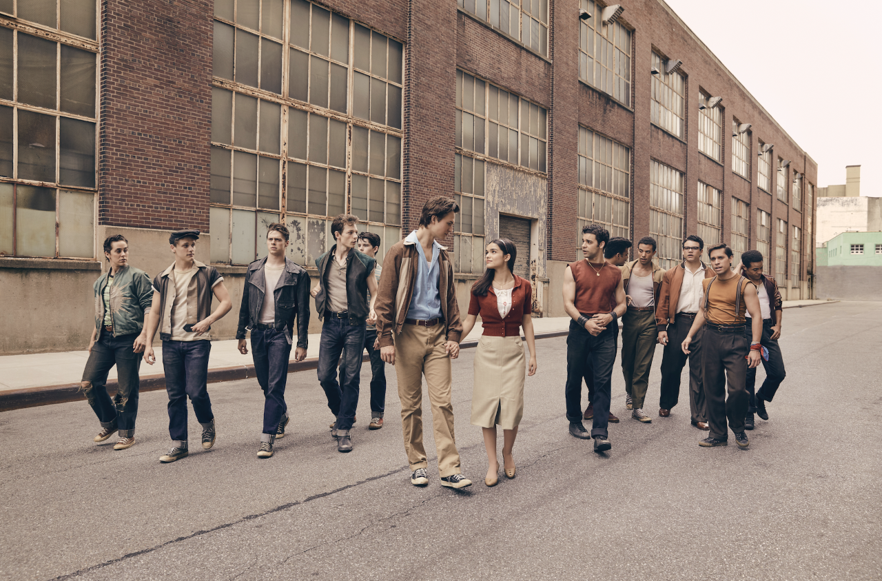 Un primer vistazo a West Side Story