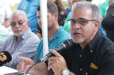 Utier afirma que sistema eléctrico no está listo para un huracán