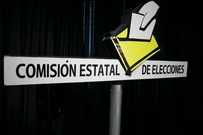 Partidos minoritarios tendrán representación en la CEE
