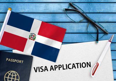 Dominican Republic Visa application form