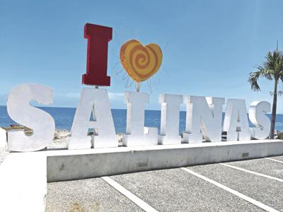 Salinas listo para el turismo