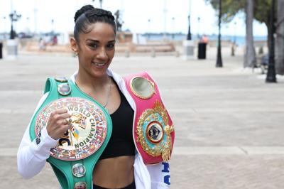 Amanda Serrano obtiene nueva victoria por sumisión en artes marciales mixtas