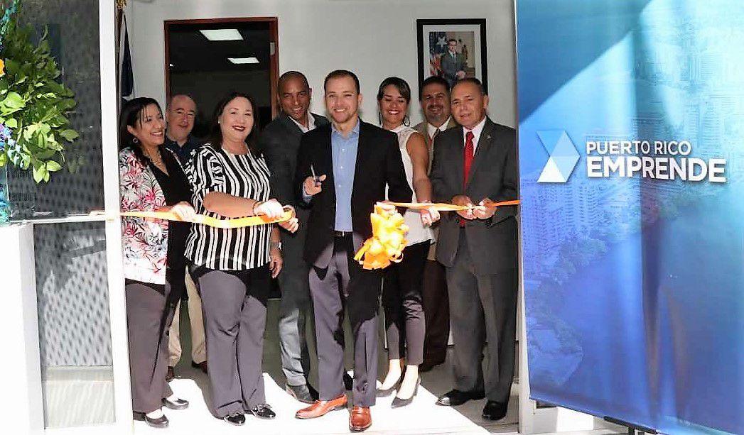 Compañía de Comercio y Exportación inaugura centro de emprendimiento