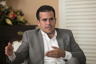 Vázquez no ha entrado en el tema de las escoltas de Rosselló