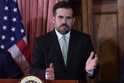 Gobernador Ricardo Rossello