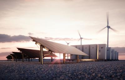 Enorme rezago en la energía renovable