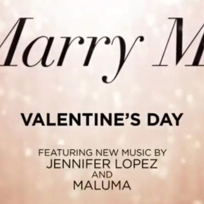 Jennifer Lopez & Maluma - Marry Me