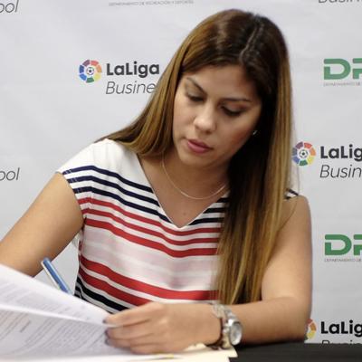 Secretaria del DRD firma orden que controla la participación deportiva