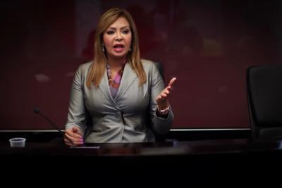 Evelyn Vázquez se defiende y niega señalamientos en su contra