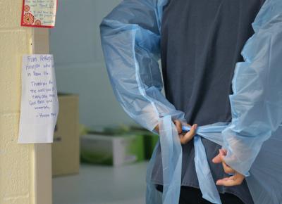 Se registran 440 hospitalizaciones relacionadas al coronavirus