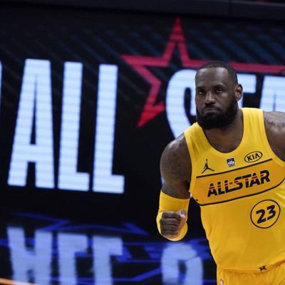Juego de Estrellas: Equipo LeBron vence al Equipo Durant