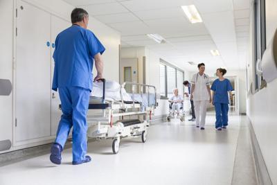 Saldo en rojo para los hospitales
