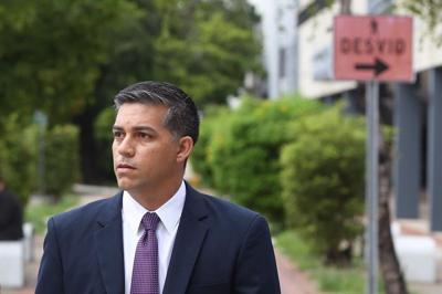 Ramón Orta podría pasar hasta 18 meses en prisión