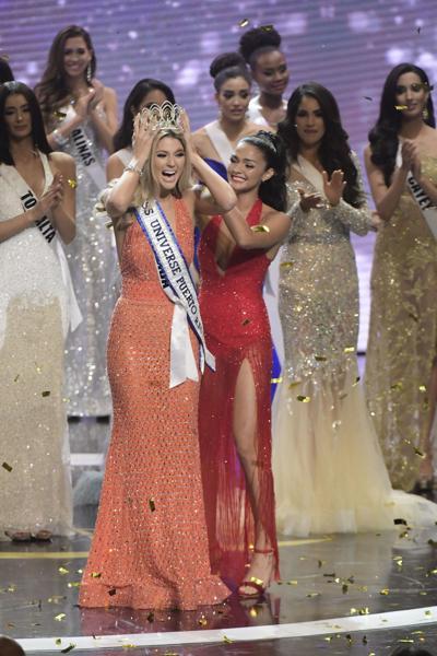 Kiara Liz saca la cara por la nueva Miss Puerto Rico