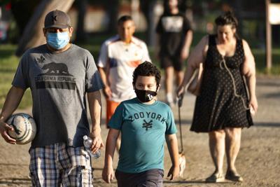 Virus Outbreak California Child Death