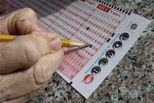 Bolsa de la lotería Powerball aumenta a 510 millones de dólares