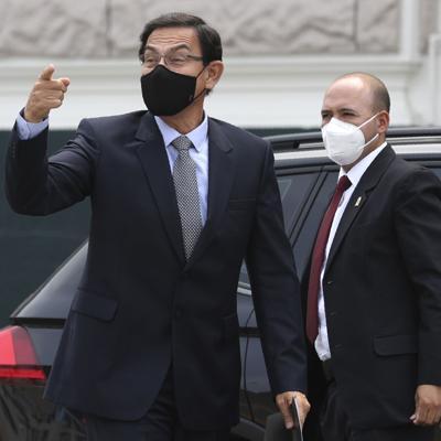 Expresidente de Perú se niega a declarar ante el Parlamento