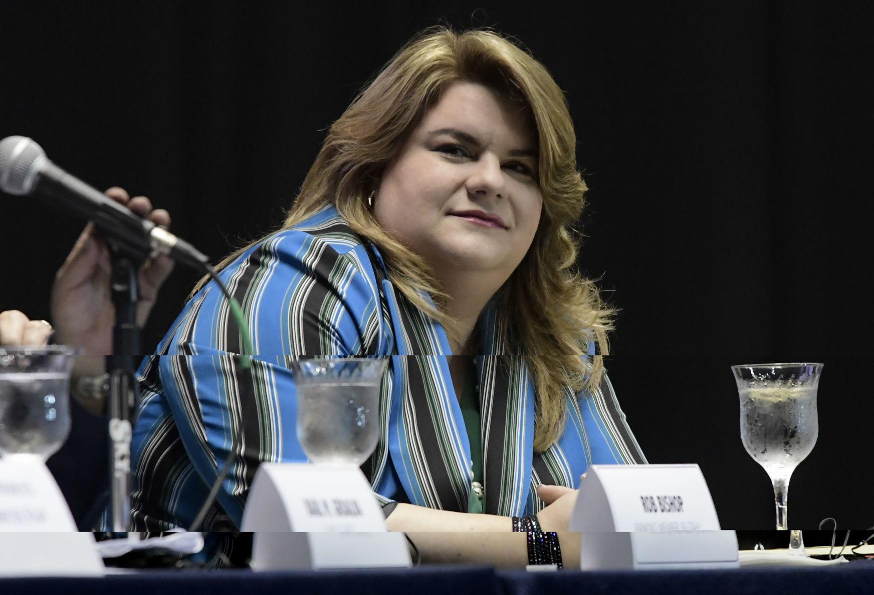 Jenniffer González urge reunión con directorio del PNP