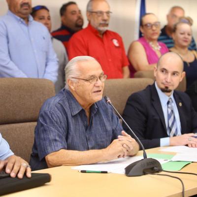 NTSP y Frente Amplio de Camioneros llegan a histórico acuerdo
