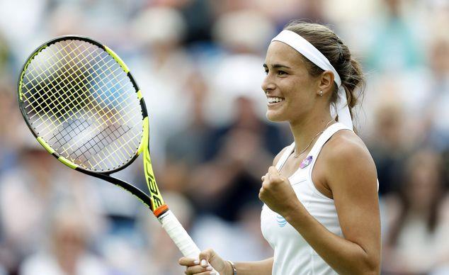 Mónica Puig adelanta a 2da ronda del Citi Open
