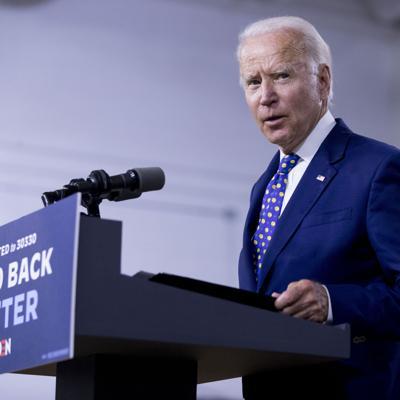 Campaña de Biden gastará $280 millones en publicidad hasta otoño