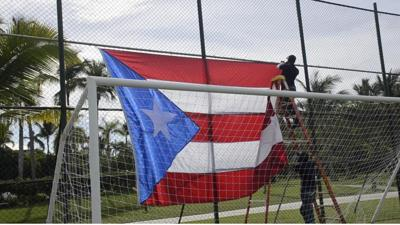 El Huracán Azul planta bandera en República Dominicana