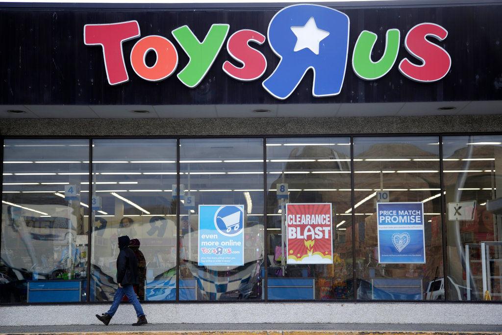EEUU: Toys R Us regresa con dos tiendas