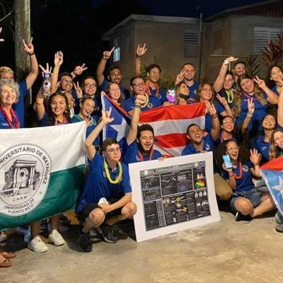 Estudiantes del RUM obtienen por tercera vez consecutiva premio de la NASA