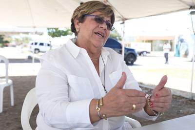 """Exige que """"se distribuyan hoy mismo"""" suministros encontrados en Ponce"""