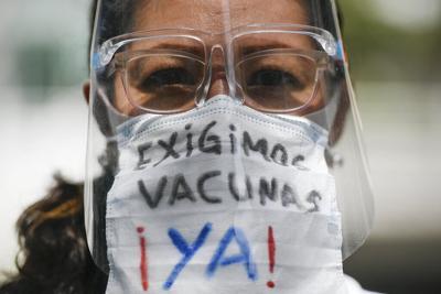 Virus Outbreak Venezuela