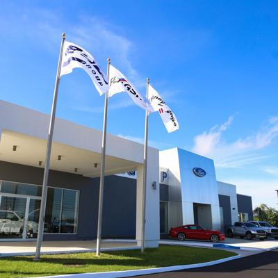 Bella Group Inaugura Nuevas Facilidades de Flagship Ford de Carolina
