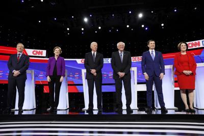 Calienta motores la primaria demócrata