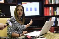 Rossana López alega mal uso de fondos en el Plan Vital