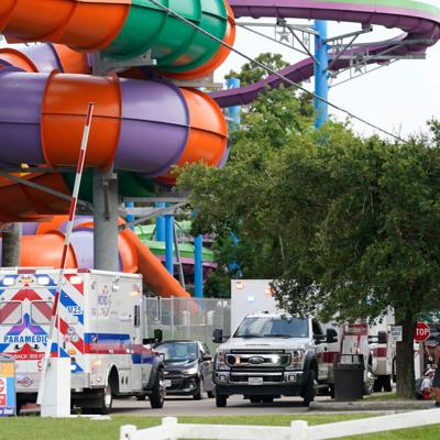 Una filtración de agua causó contaminación en parque acuático Six Flags