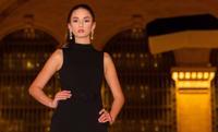 Modelo teen puertorriqueña se luce en pasarela del NYFW
