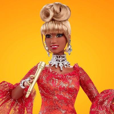 ¡Azúcar! Barbie presenta la muñeca de Celia Cruz en la celebración del Mes de la Herencia Hispana